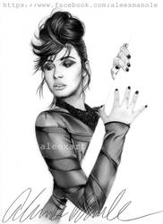Demi Lovato - Heart Attack (aleexart) by aleexart