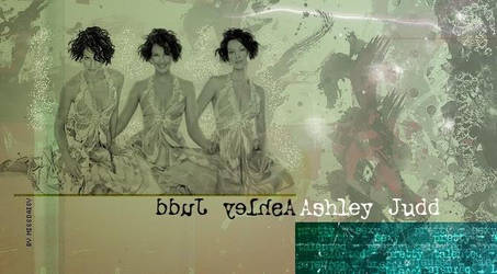 Ashley Judd blend by MissDaisyPSP