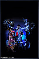 Final Fantasy XIII-2 by RyunosukeChan