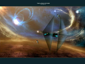 The Long Voyage by Andr-Sar
