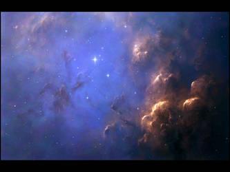 Dragon's Heart Nebula by Andr-Sar