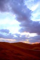 Coloured desert by M0NY11