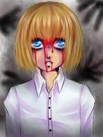 Armin Arlert by Felune-Bun