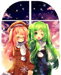 SS: Merry Christmas Jauni by Maruuki