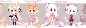 BBPP Chibi Batch Auction [Closed] by Maruuki