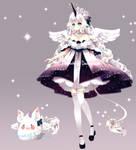 Custom BBPP Unicorn Dove hybrid [for himaeko] by Maruuki