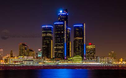 Glow of the City by JeffreyDobbs