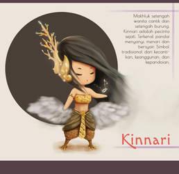 Kinnari by junweise