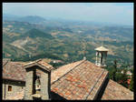 The view from San Marino by gdailet