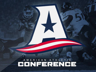 American Athletic Conference by nessmasta
