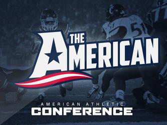 American Athletic Conference (Alternate) by nessmasta