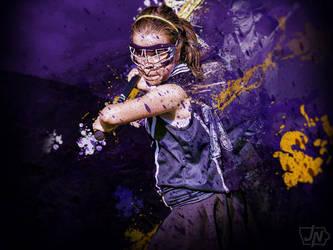 NH Tomahawk Girls Lacrosse by nessmasta
