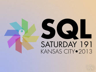 SQL Saturday 191 - Kansas City 2013 (Alternate) by nessmasta