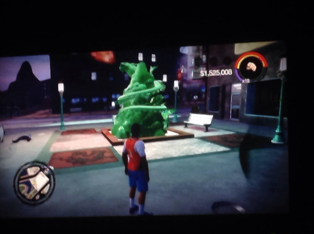 Awesome Dragon Statue In Saints Row 2 Hq By Champion Gamer49 On