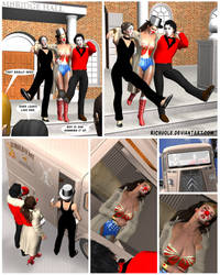When Mimes Attack pg 03 by RichVole