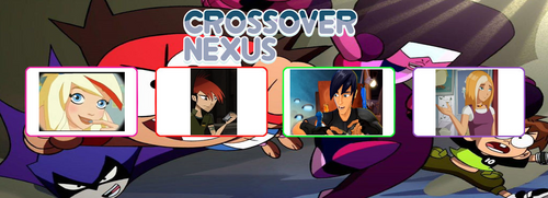 X-OVER NEXUS- Early 2010s Group by YDKJGuy-Towers