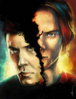 Winchesters by Jaybirdy