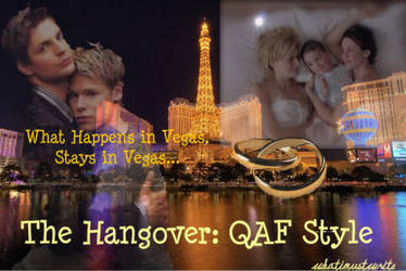 The Hangover: QAF Style Banner by Maria-Hunter13
