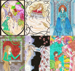 Fairy Tales by the-judge-rukya