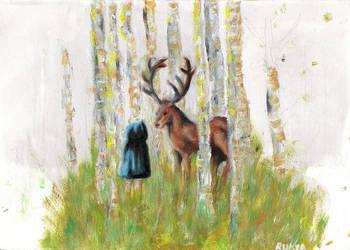 deer by the-judge-rukya
