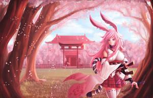 Yae Sakura by Pewneen
