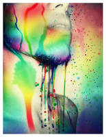 Rainbow Shower by byCavalera