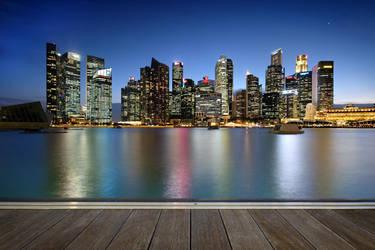CBD Singapore by eddietan1977