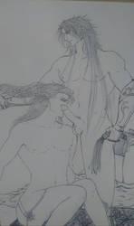 03. Thanatos x Aspros by Letheb-OZ