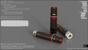 RVM NXT 9x39mm Custom by DeRezzurektion