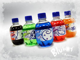 BluBOO: Product - Soda Family by bluBoyComics