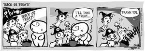 BluBoy: Daily Treats by bluBoyComics