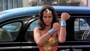 Lynda Carter   Wonder Woman by c-edward