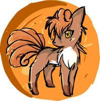 Flameheart by Snowmist-cat