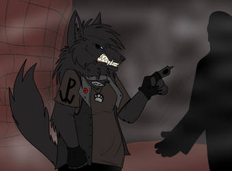 BEHAVE OR I'LL BITE! by Thrasher-Blackpaw