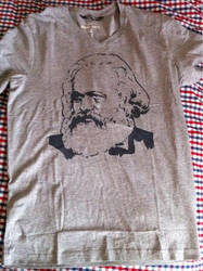 Karl Marx shirt by triin