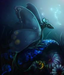 Butterfly? by Trioza