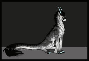 Dragon Design Auction #17 [CLOSED] by Trioza
