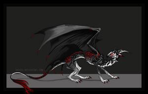 Dragon Design Auction #22 [CLOSED] by Trioza