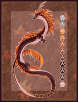 Eastern Dragon Auction#1 [CLOSED] by Trioza