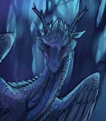 Dragon Ych Auction [CLOSED] by Trioza