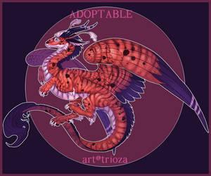 Dragon Adopt [CLOSED] by Trioza