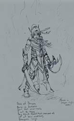 Morph in Dragon Cry's Mode wip by jyunogozen
