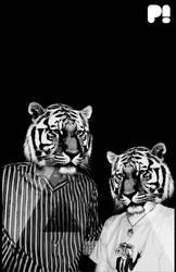 Tigers by puoplazio