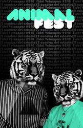 Cartel Animal Fest by puoplazio