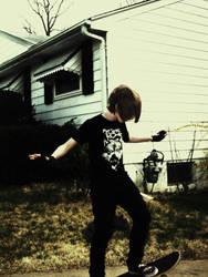 Skater Boy by zombieslavedisco