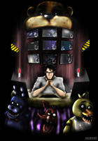 Fnaf by kirbylover226