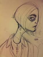 I am pretty ugly... by distorzija