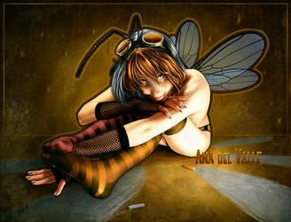 .:bumblebeeeez:. by Vampirneko