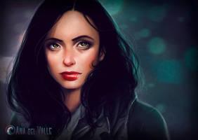 Jessica Jones by Vampirneko