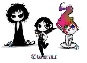 My little Endless by Vampirneko